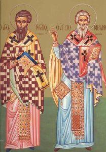 Icoana Sfantul Grigorie Cuviosul Dometian