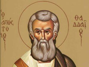 icoana sfantul apostol tadeu