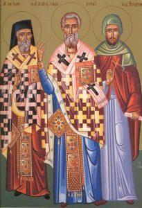 Icoana Sfantul Leon Cuviosul Agapit